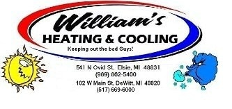 Williams Heating - Cooling Inc