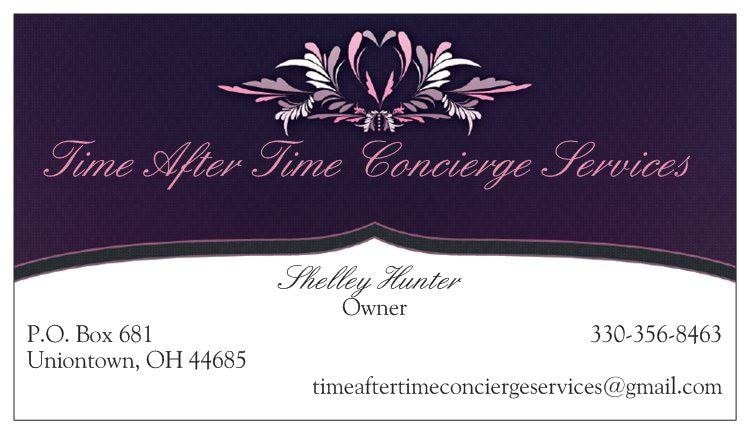 Time After Time Concierge Services