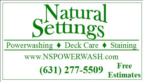 Natural Settings Powerwashing & Deck Care