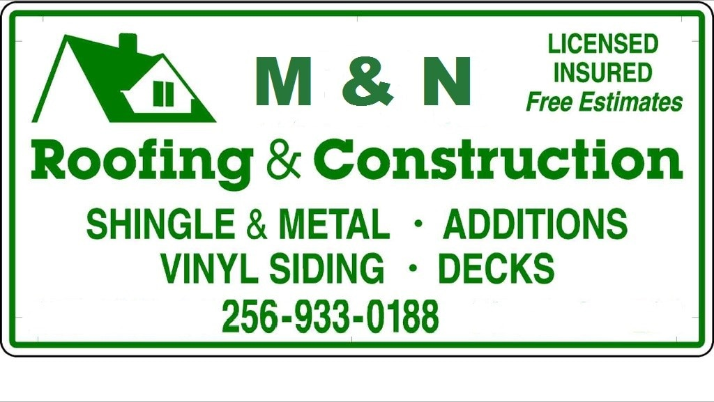 M & N Roofing & Construction