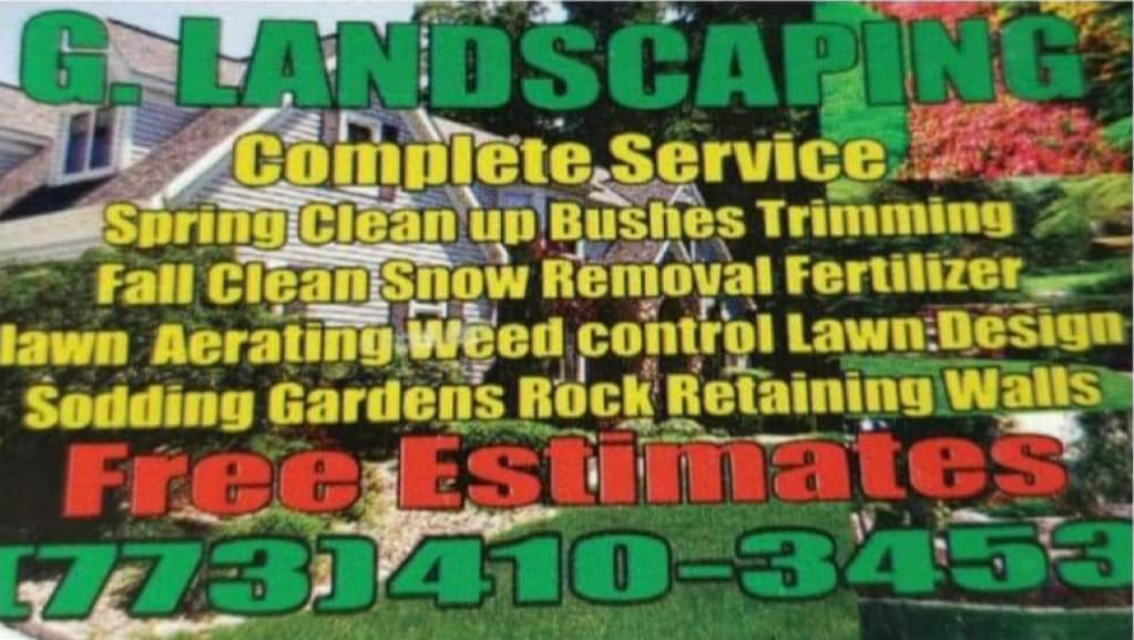 G Landscaping