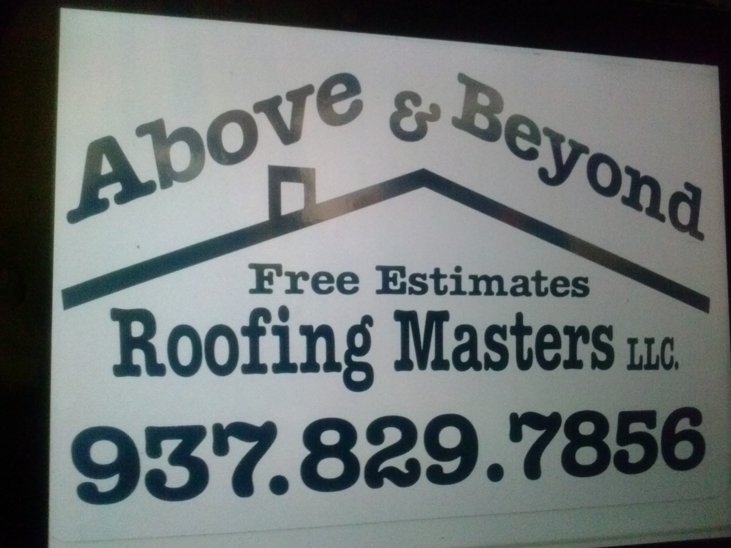 Above & Beyond Roofing Masters LLC