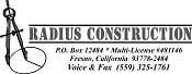 Radius Construction