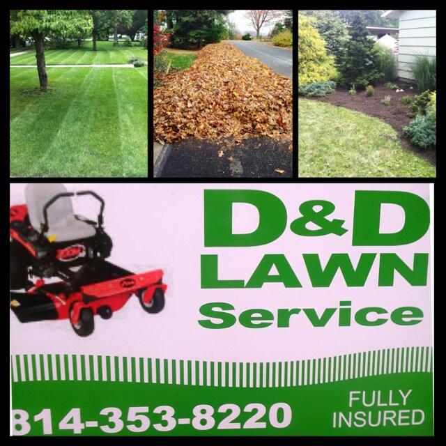 D & D Lawn Services