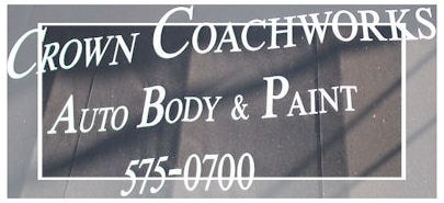 Crown Coachworks Auto Body & Paint