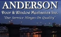ANDERSON DOOR & WINDOW MECHANICS INC