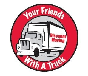 Your Friends with a Truck Discount Moving