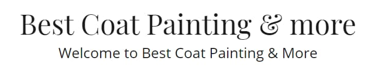 Best Coat Painting & More