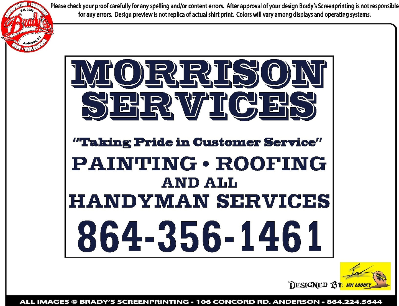 Morrison Services LLC