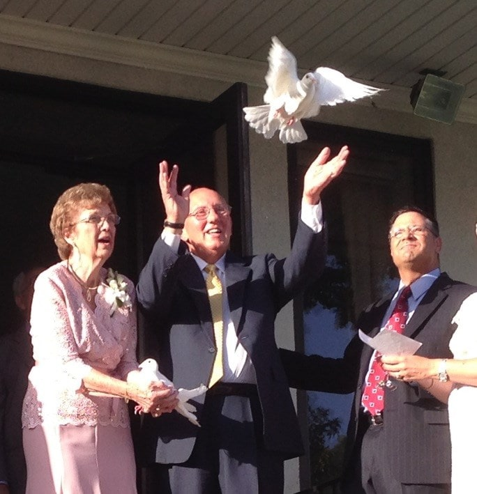 Ceremonial Doves of Tidewater