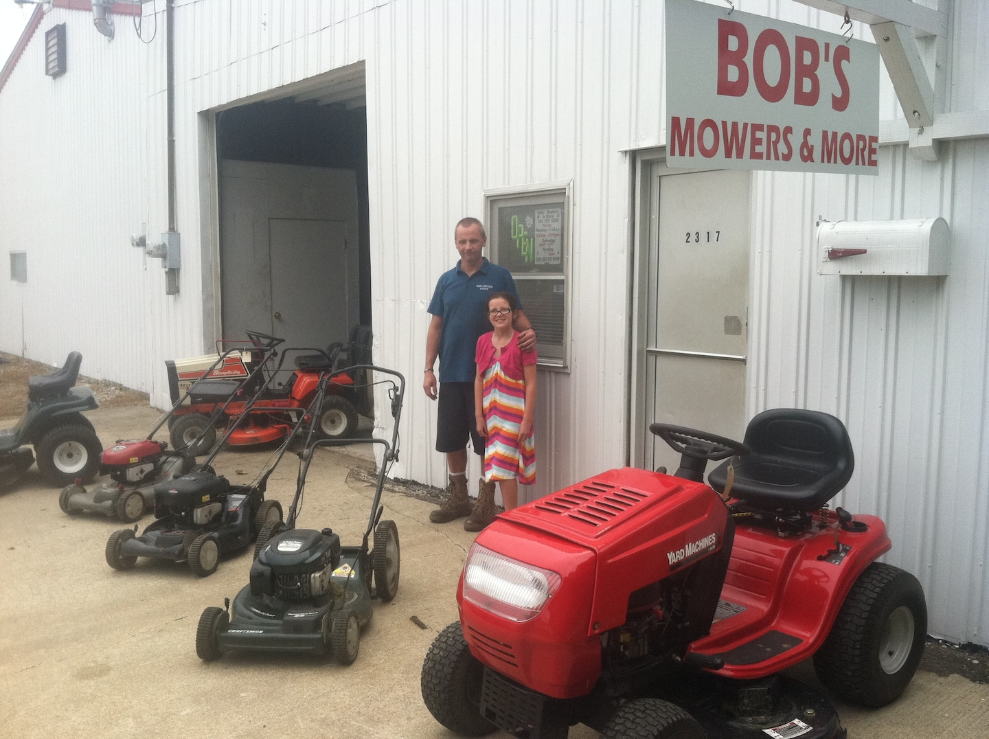 Bob's Mowers & More LLC