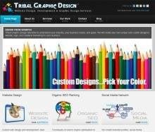 Tribal Graphic Design