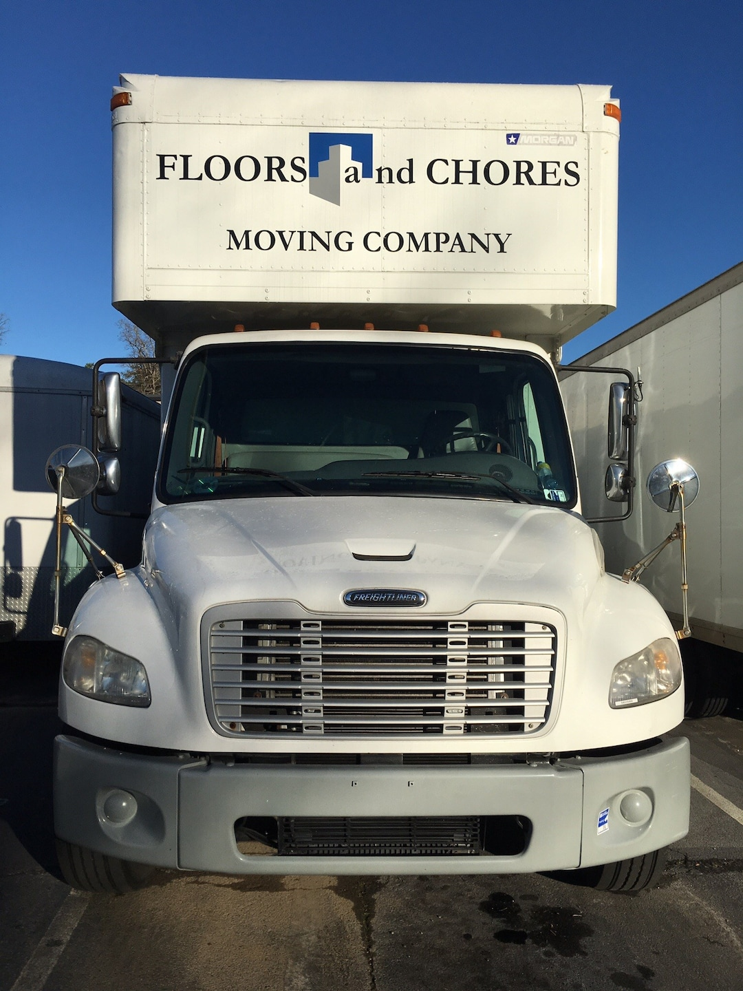 Floors & Chores Movers Loading Unloading Helpers