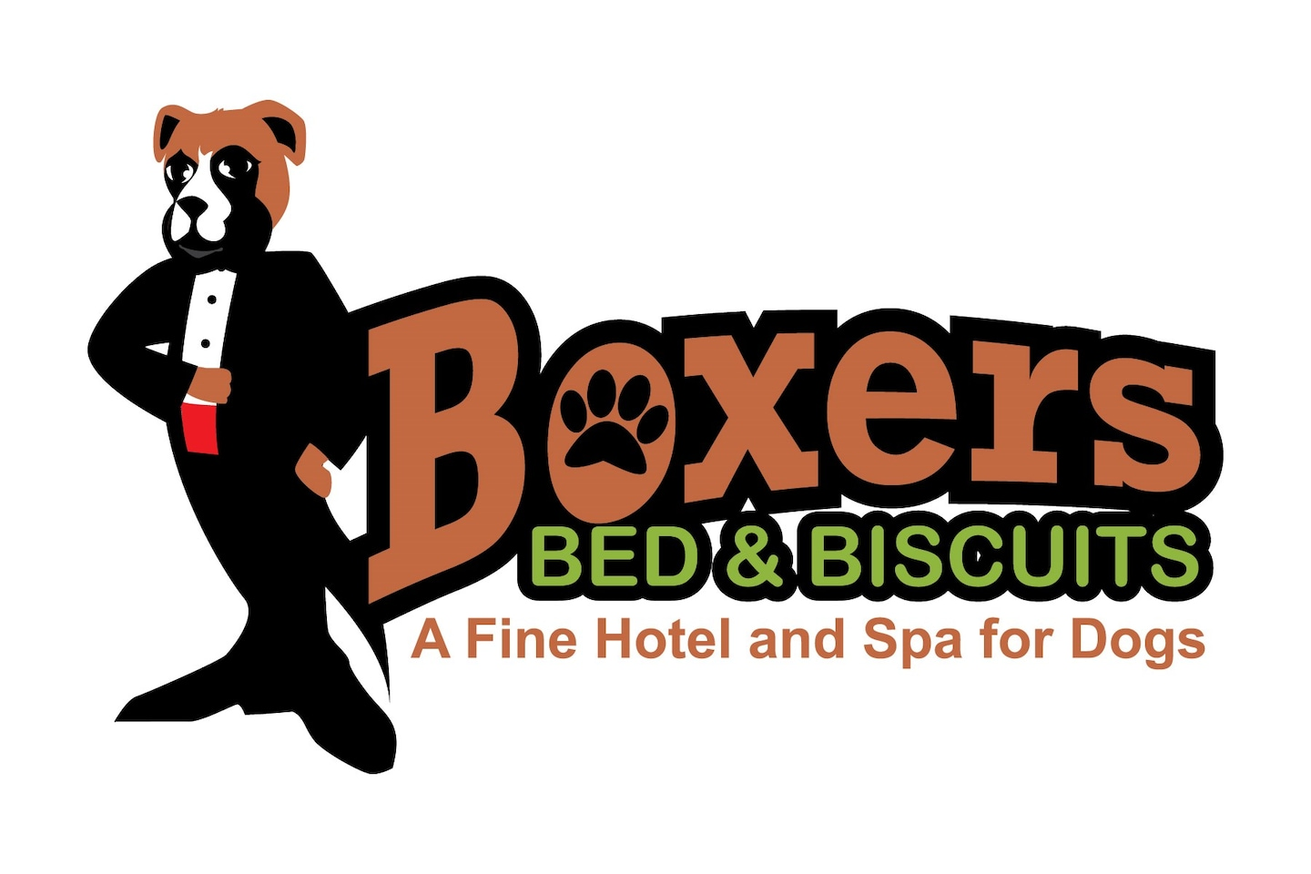 Boxers Bed & Biscuits