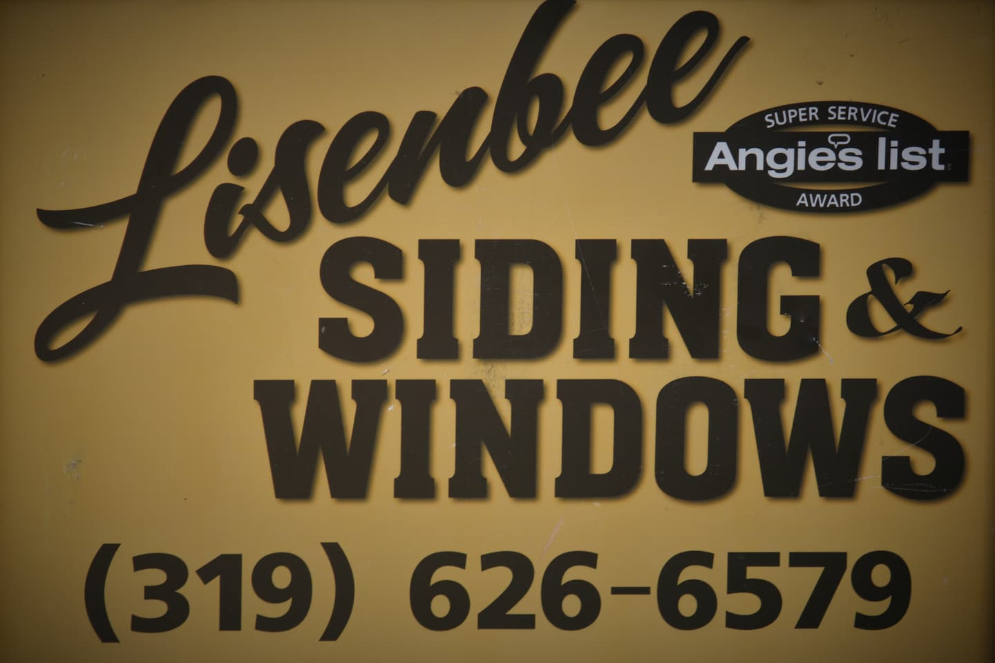 Bob Lisenbee Siding & Home Improvement