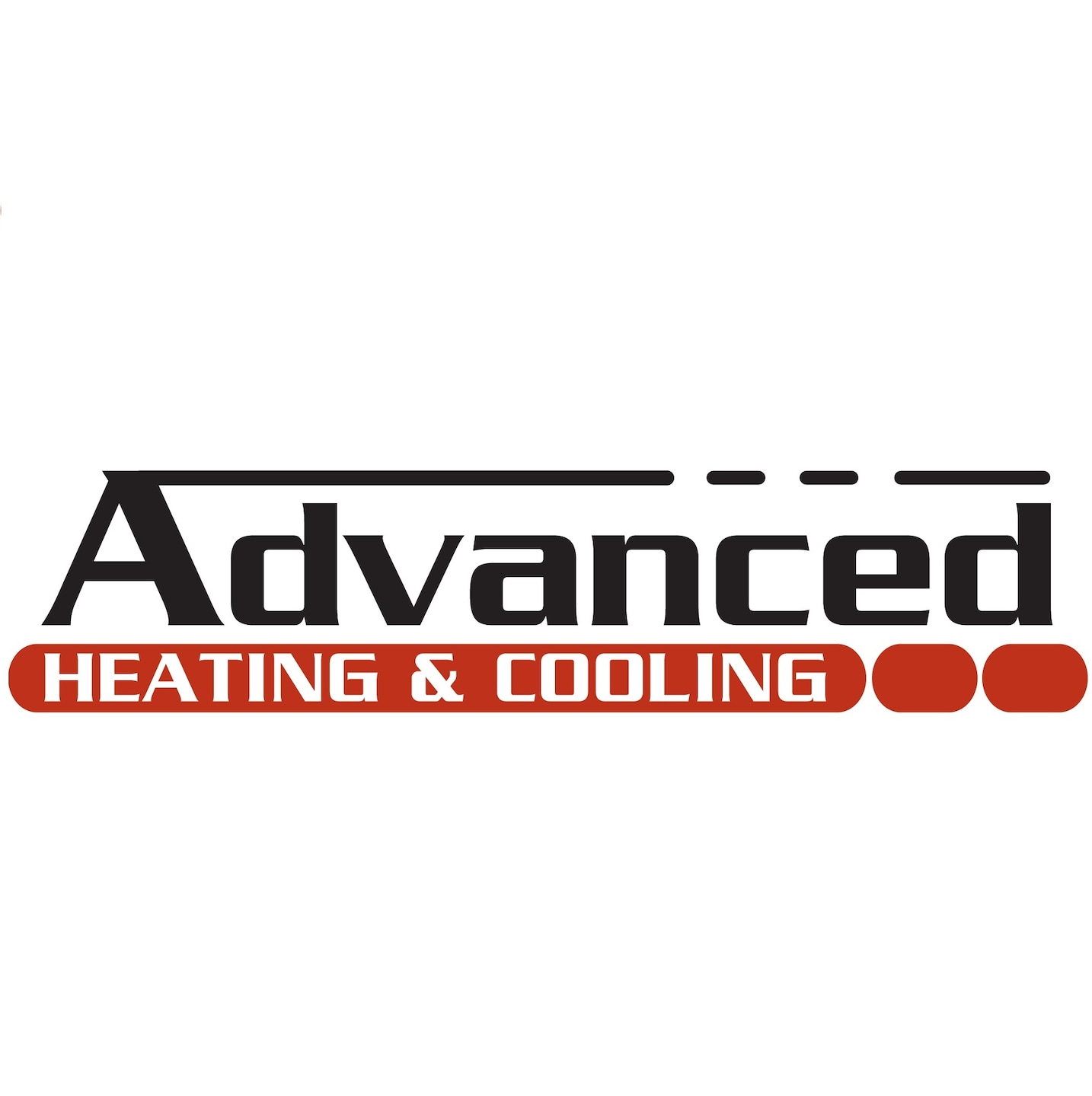 Advanced Heating And Cooling logo