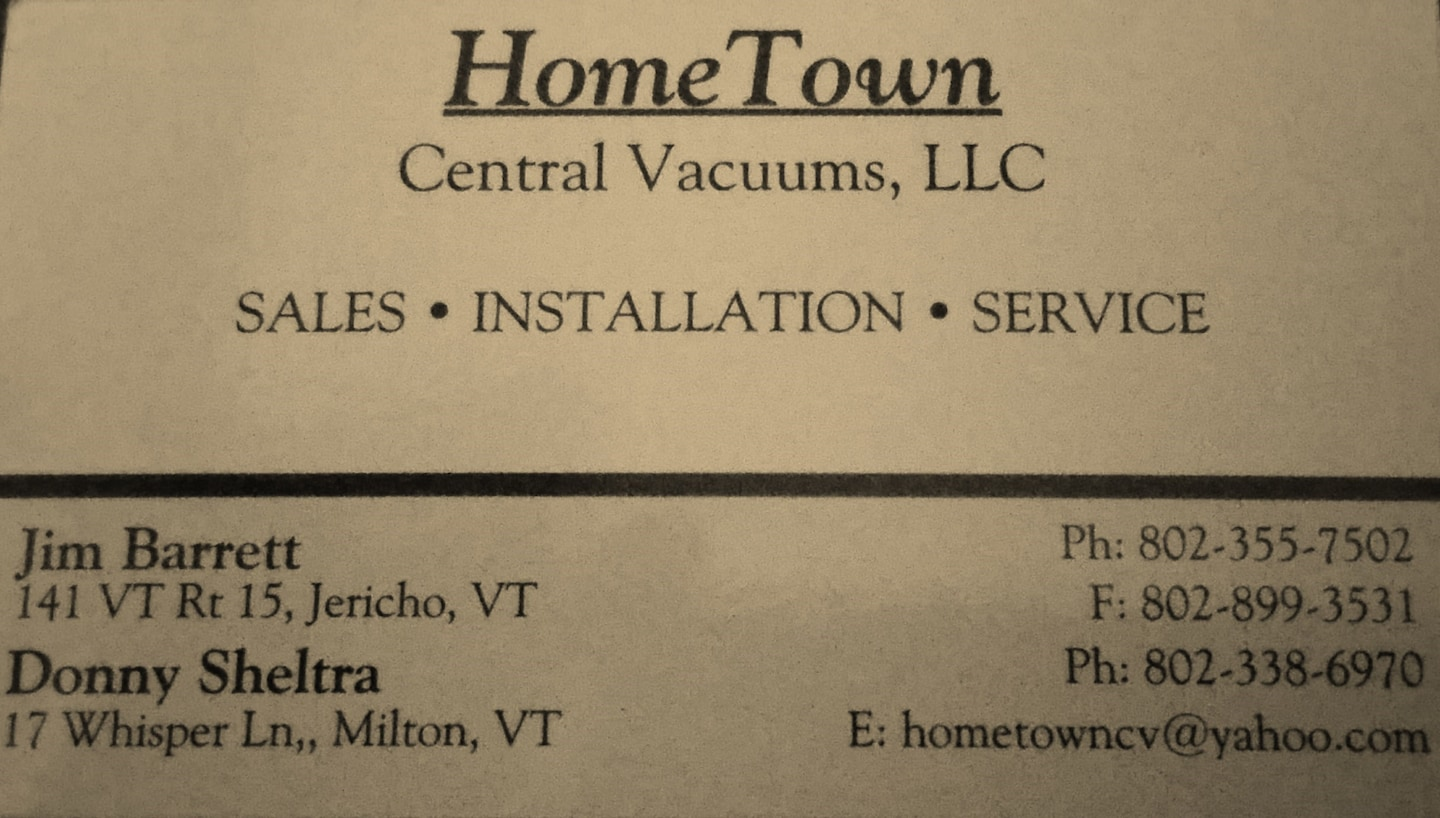 HomeTown Central Vacuums, LLC
