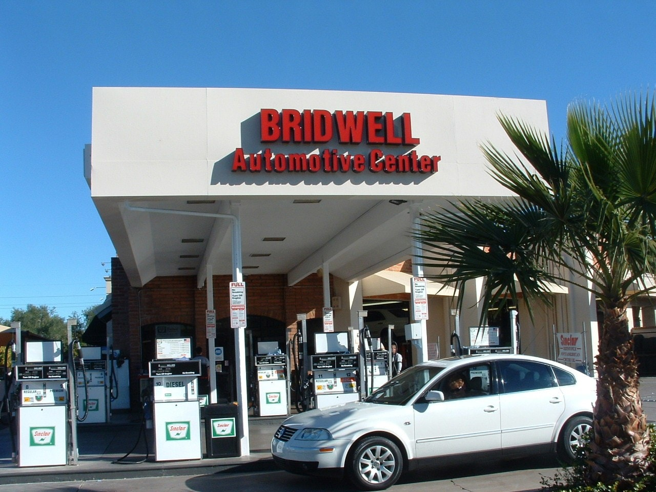 BRIDWELL AUTOMOTIVE CENTER