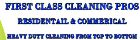 First Class Cleaning Company Inc