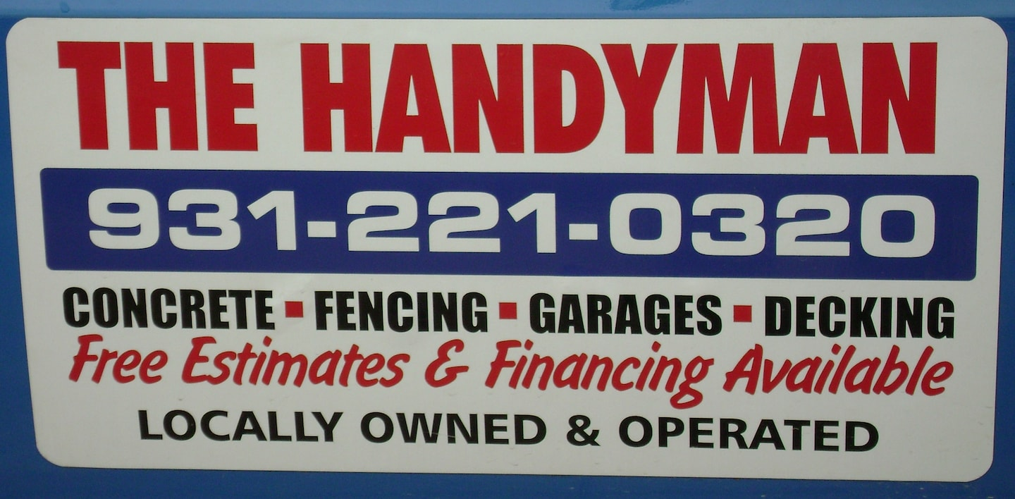 The Handyman Clarksville LLC