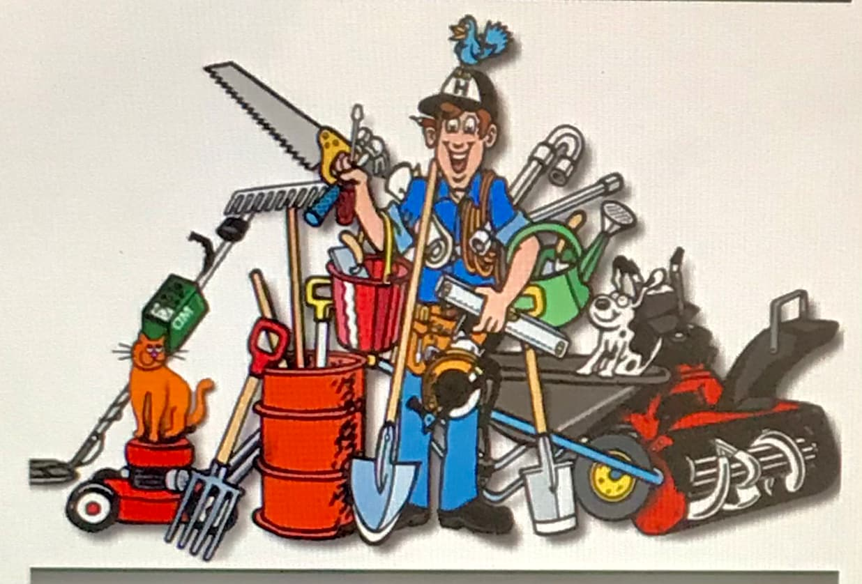 ANR Handyman Services logo