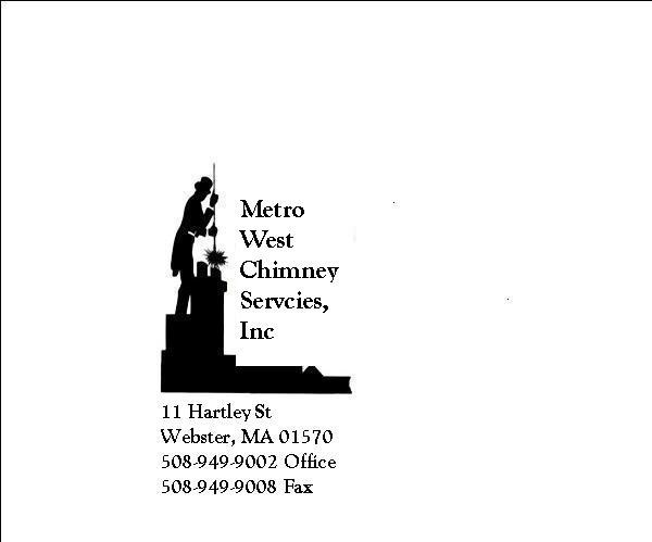 Metro West Chimney Services Corp