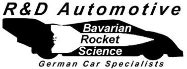 R&D Automotive Bavarian Rocket Science