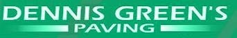 Dennis Green's Paving logo