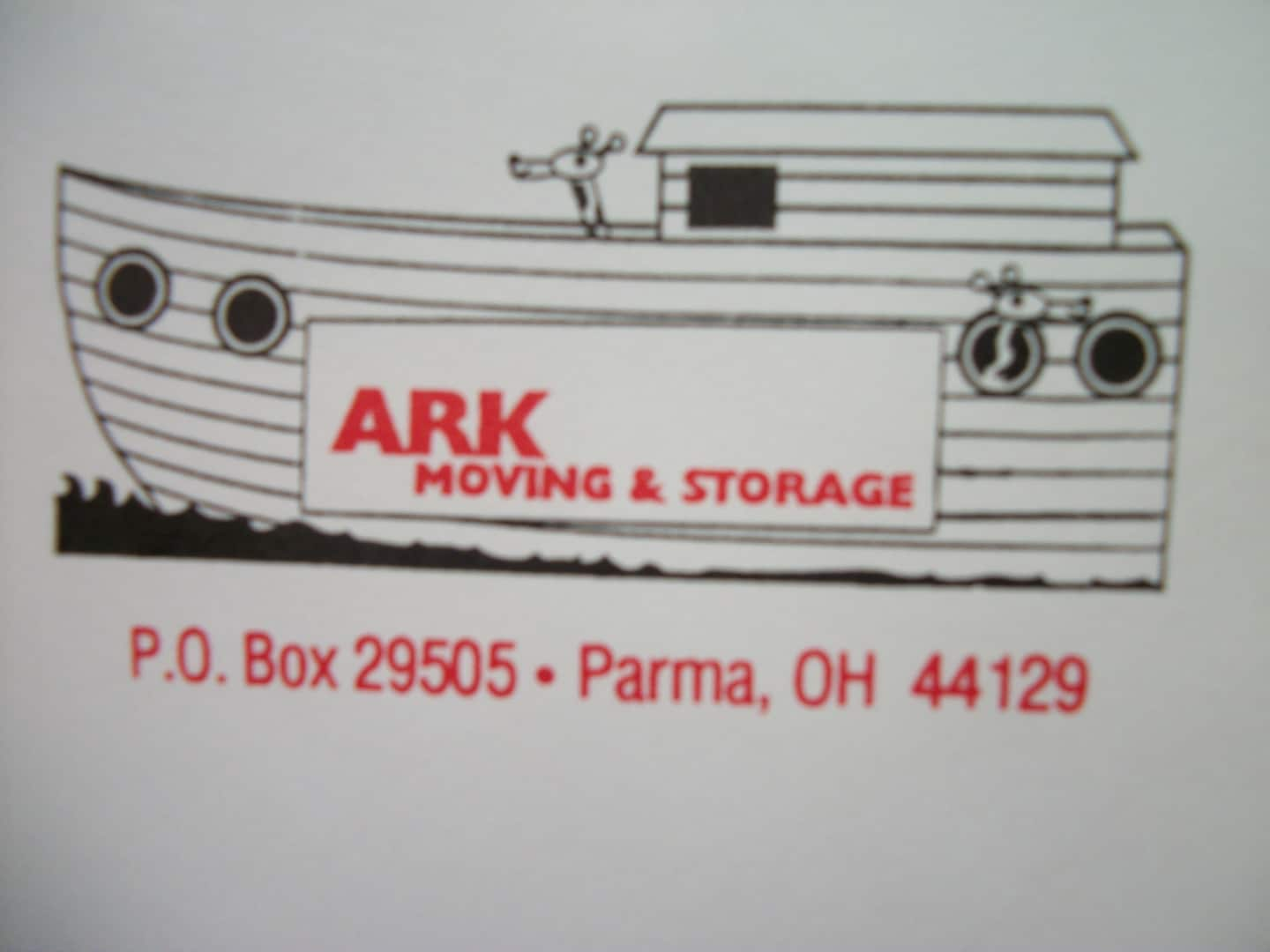 Ark Moving & Storage