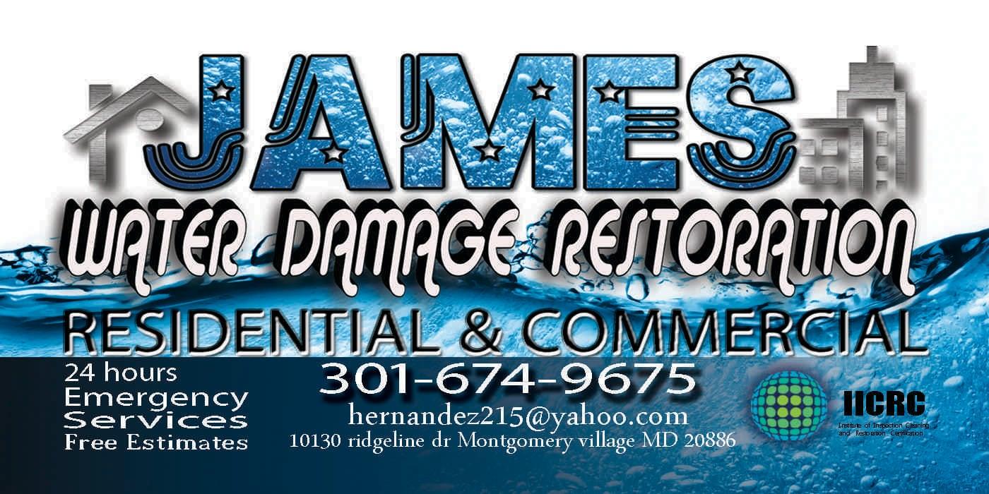 James Water Damage Restoration LLC