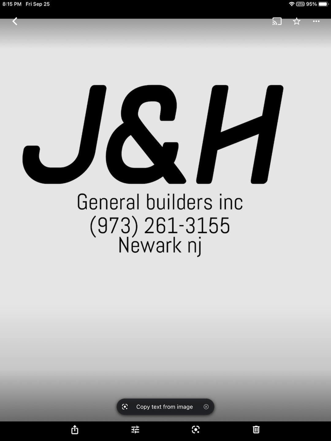 J And H General Builders Llc