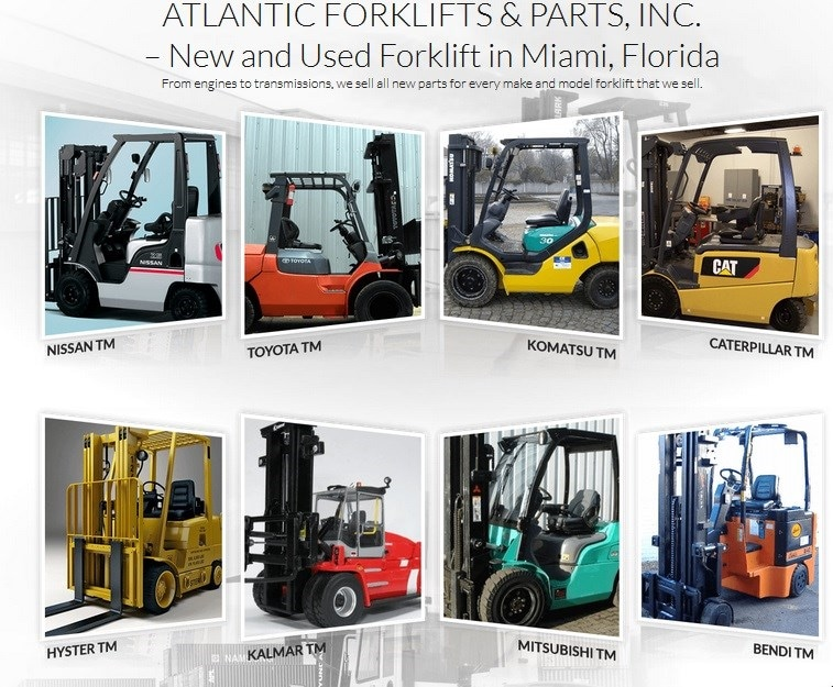 Atlantic Forklift & Parts, Inc.