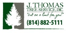 J Thomas Tree Service, Inc.