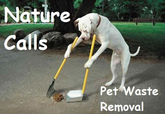 Nature Calls NRV Pet Waste Removal Specialists