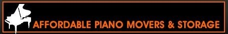 Affordable Piano Movers & Storage