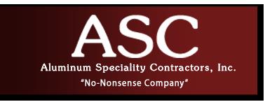 ASC Aluminum Specialty Contractors Inc
