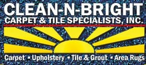 Clean-N-Bright Carpet & Tile Specialists, Inc.