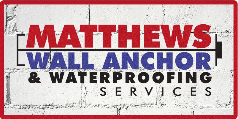 Matthews Wall Anchor & Waterproofing Services