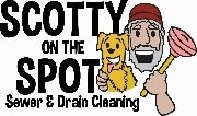 Scotty on the Spot  Sewer & Drain Cleaning