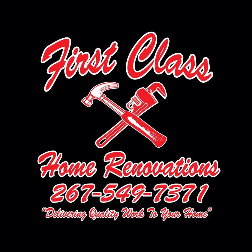 First Class Home Renovations