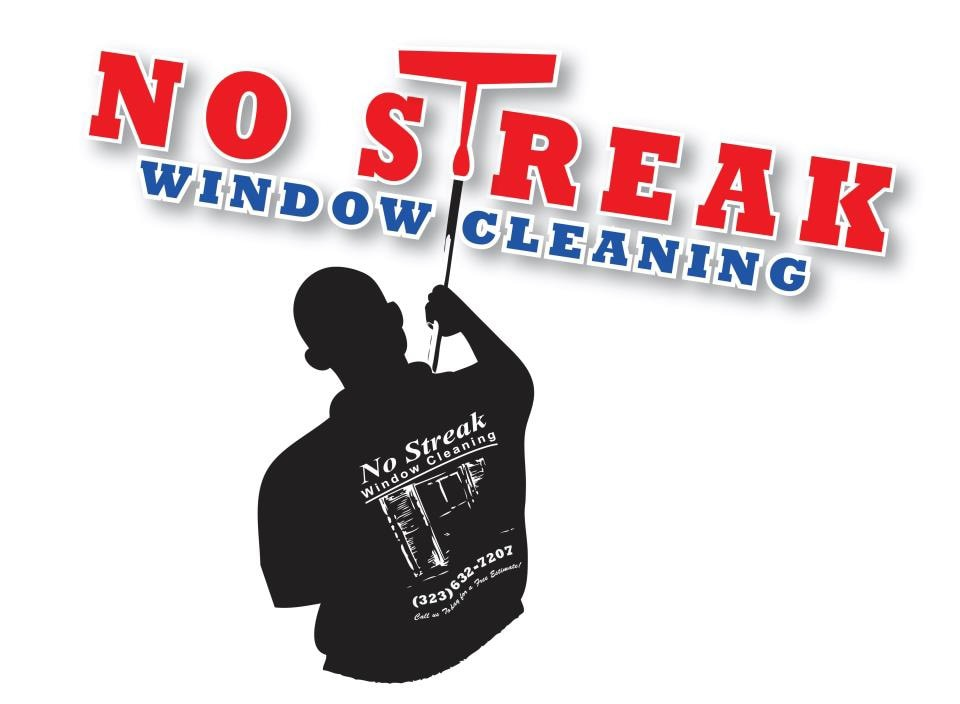 No Streak Window Cleaning