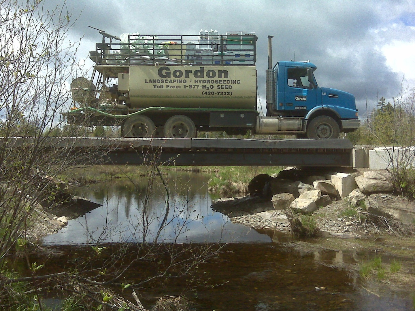 Gordon Contracting Inc.