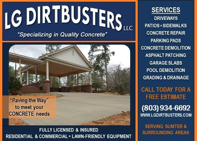 LG Dirtbusters LLC