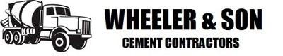 Wheeler & Son Cement Contractors logo