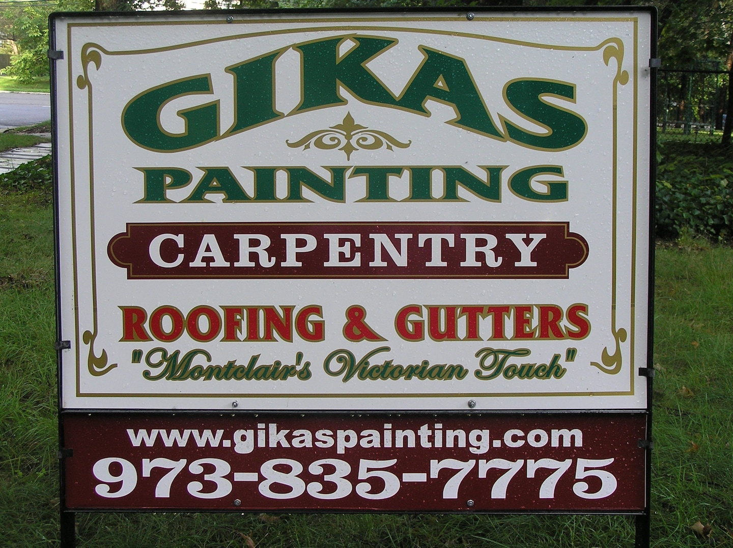 Gikas Painting, Roofing and Restoration