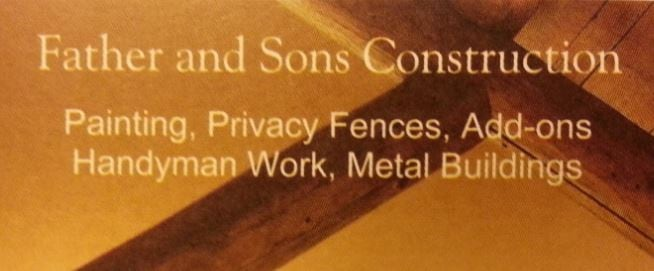 Father & Sons Construction