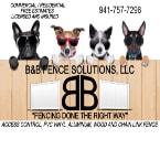 B&B Fence Solutions, LLC