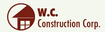 W. C. Construction LLC. logo
