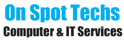 On Spot Techs Computer Repair & IT Services