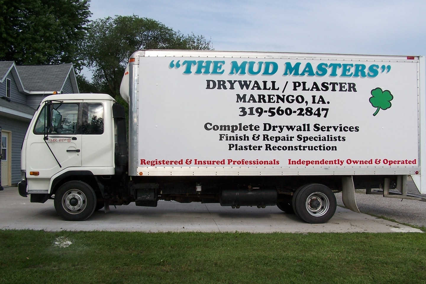 THE MUD MASTERS 319-560-2847